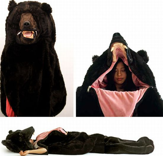 sleeping-bear-bag